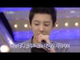 130707 Chanyeol rapping Outsider's Loner @ 1000 songs challenge
